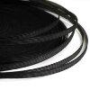 Регилин шир.12мм цв.черный уп.50м