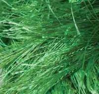 Пряжа для вязания Ализе Decofur 'Травка' (100% полиэстер) 5х100г/110м цв.0595 зеленый