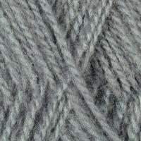 Пряжа для вязания ПЕХ 'Ангорская тёплая' (40% шерсть, 60% акрил) 5х100г/480м цв.174 стальной