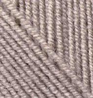 Пряжа для вязания Ализе Superlana midi (25% шерсть, 75% акрил) 5х100г/170м цв.541 норка