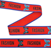 Тесьма-стропа TBY декоративная Fashion арт.TPP0125 шир.25мм цв. красный уп.9м