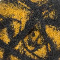 Пряжа для вязания ПЕХ 'Суперфантазийная' (50% шерсть, 50% акрил) 1х360г/830м цв.М634