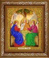 Рисунок на ткани СЛАВЯНОЧКА арт. ИС-4047 Святая Троица 20х24,5 см