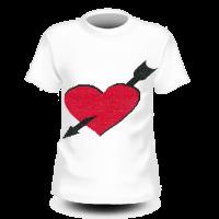 Набор для вышивки на одежду НИТЕКС арт.7006 17х18 см