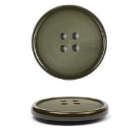 Пуговицы пластик TBY КN164 (KC5007) цв.094 хаки 36L-23мм, 4 прокола, 144 шт