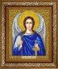 Рисунок на ткани СЛАВЯНОЧКА арт. ИС-4007 Ангел Хранитель 20х25 см