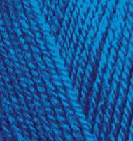Пряжа для вязания Ализе Sekerim Bebe (100% акрил) 5х100г/320м цв.141 василек