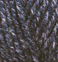 Пряжа для вязания Ализе Superlana maxi (25% шерсть, 75% акрил) 5х100г/100м цв.805 т.синий жаспе