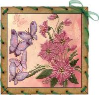Набор для вышивания НОВА СЛОБОДА арт.ОР7564 Благоухание 15х15 см