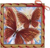 Набор для вышивания НОВА СЛОБОДА арт.ОР7565 Вместе навсегда 15х15 см