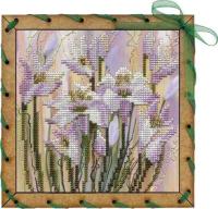 Набор для вышивания НОВА СЛОБОДА арт.ОР7568 Дыхание весны 15х15 см