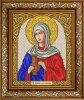 Рисунок на ткани СЛАВЯНОЧКА арт. ИС-4028 Святая Иоанная Мироносица 20х25 см