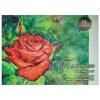 Планшет арт.ЛХ.ПЛАР/А2 для акварели 'Алая роза' 20 л. А2 200 г. 'Скорлупа'