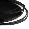 Регилин шир.7мм цв.черный уп.50м